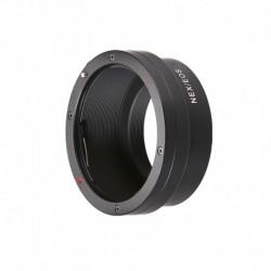 Bague d'adaptation pour objectif Canon EF vers boitier Sony E