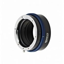 Bague d'adaptation pour objectif Nikon vers boîtier Sony E