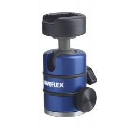 Novoflex.fr M-NEIGER: Rotule avec griffe porte flash