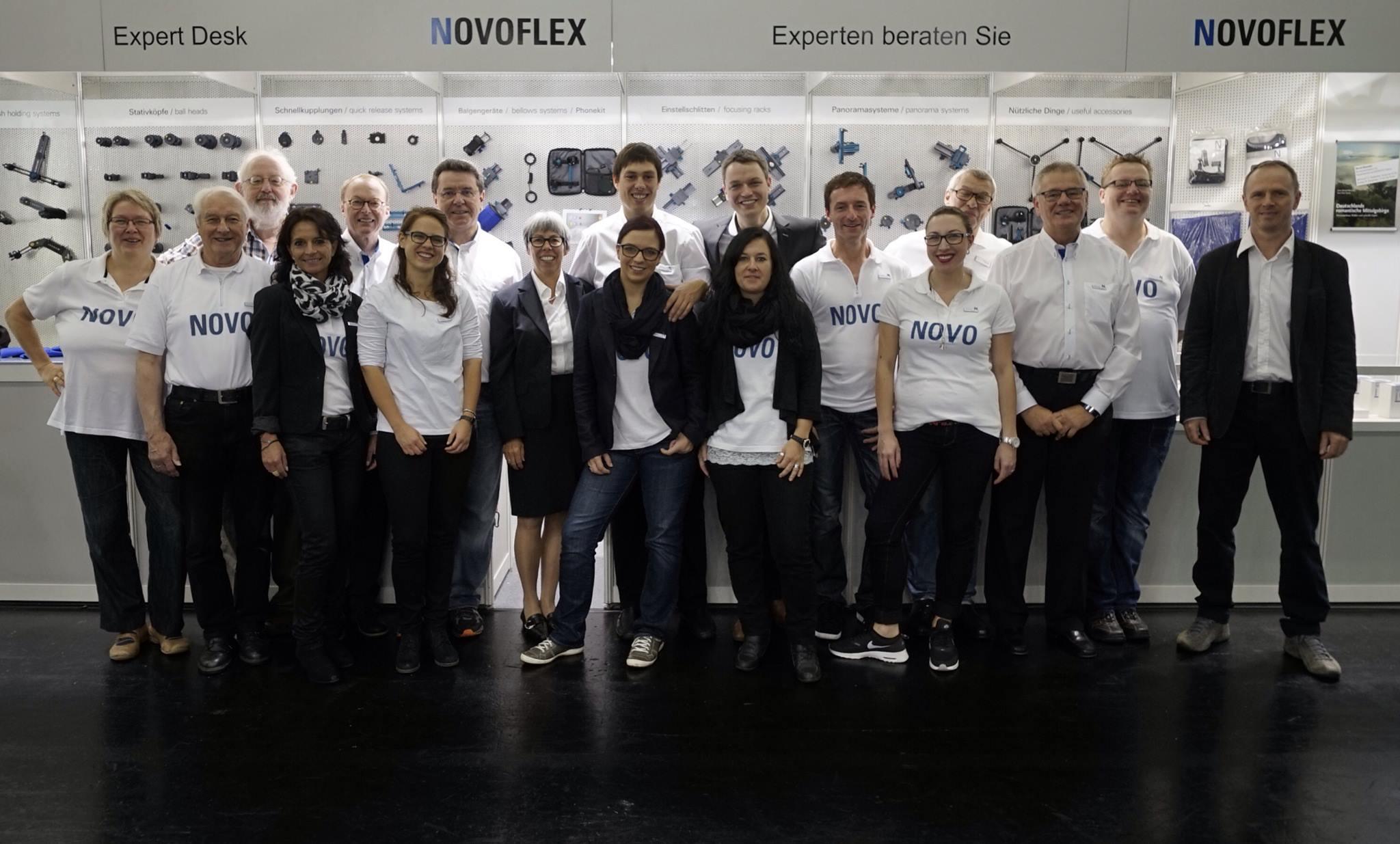 Novoflex - Photokina 2014