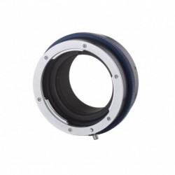 Bague d'adaptation pour objectif Nikon vers boitier micro 4/3