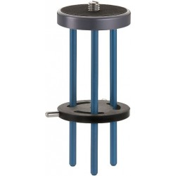Center column 8cm 3 15in for tripod base