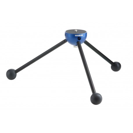 Mini-trepied BasicBall couleur bleu