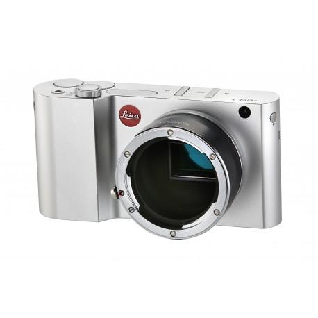 Adaptateur objectif  Minolta MD/MC et boitier Leica T