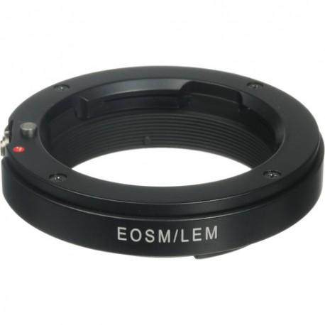 Adapter Leica M lenses to EOSM cameras