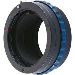 Bague d'adaptation objectif Sony Alpha/Minolta AF vers boitier EOS M