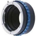 Bague d'adaptation objectif Nikon vers boitier EOS M