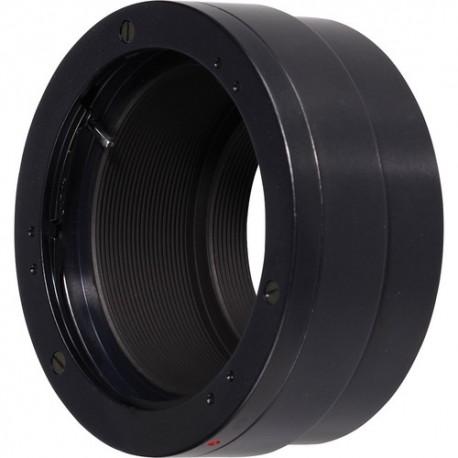 Adapter Olympus OM lenses to EOSM cameras