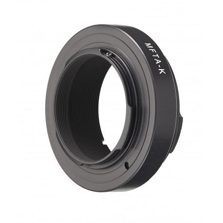 short Adapter MFT camera to NOVOFLEX A mount