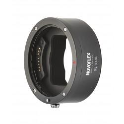 Bague d'adaptation objectif Canon EF vers boîtier Leica SL