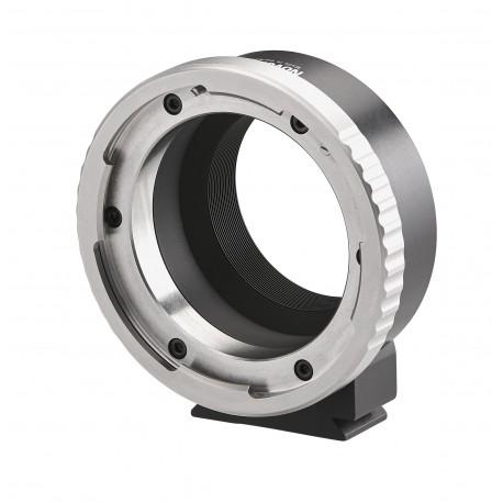 Adaptateur optique pour objectif PL vers boitier Sony E (NEX/PL - 4030432731438)