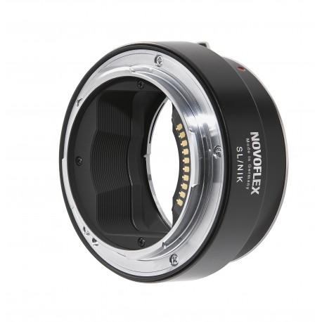 Bague d'adaptation pour objectif Nikon vers boitier Leica SL (SL/NIK - 4030432744360)