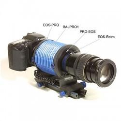 Bague d'adaptation pour EOS-Retro vers BALPRO 1 ou T/S