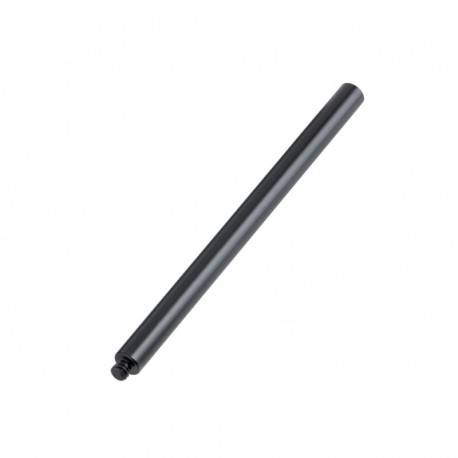 "Tube d'extension métallique 15 cm avec taraudage 1/4"""