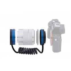 Adaptateur d'inversion optique Novoflex pour Sony E