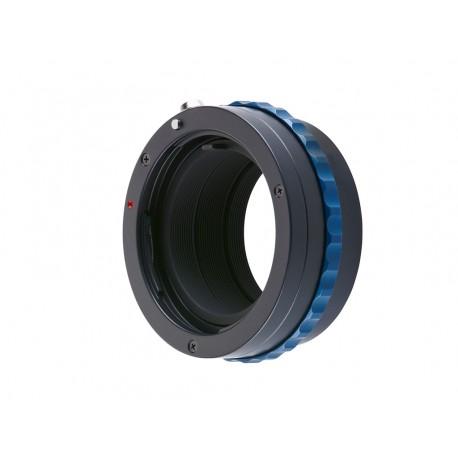 Bague d'adaptation Sony Alpha Mintolta AF vers boîtier Nikon Z