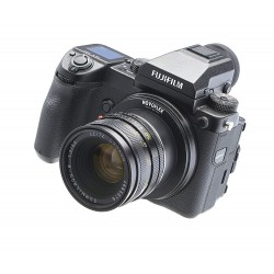 Adaptateur optique Leica R sur boitier Fuji G