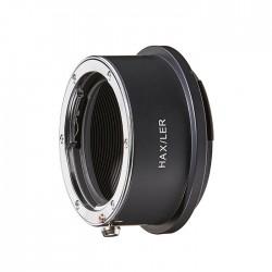 Adatateur objectif Leica R Hasseblad X1D