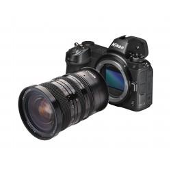 Bague adaptatrice optique Contax Yashica sur boîtier Nikon Z