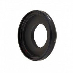 Bague d'adaptation pour optiques Hasselblad vers monture Novoflex A