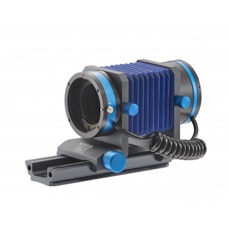 Soufflet automatique pour optique monture L