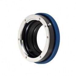 Bague d'adaptation M39 vers optique Nikon F (avec contrôle du diaphragme)