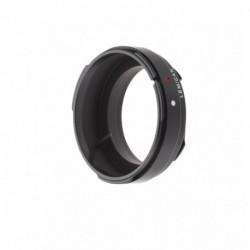 Bague d'adaptation objectif Canon FD vers boitier Leica M