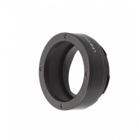 Bague d'adaptation objectif M 42 vers boitier Leica M