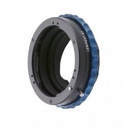 Bague d'adaptation objectif Pentax K vers Leica M