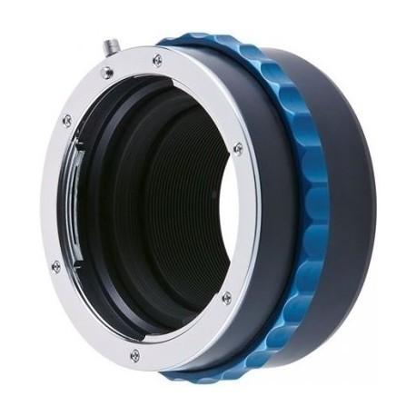 Novoflex LET/NIK Adapteur pour optiques Nikon boitier Leica T - 4030432744285 - Novoflex.fr